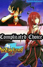 InazumaEleven: Complicated choice. by TumblrAwkward