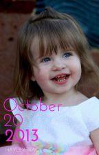 October 20, 2013 by HayleyTracy