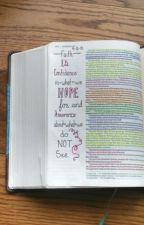 Growing in Christ (devotion) by hopesemones