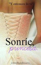 Sonríe, princesa by wolfienami