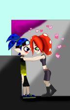 Betrayed love ( A Splatoon Octoling girl x Inkling boy story ) by Skythehedgehog