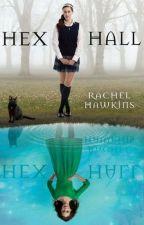 Hex Hall Rachel hawkins by Gustifitriedianpuspa