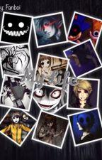 My life creepypasta x killer child reader by Dis_Yaoi_FanBoy