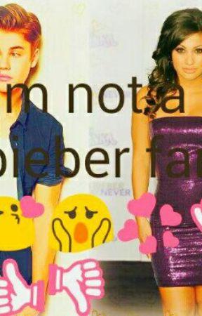 Im Not A Bieber Fan by shantaeferguson123