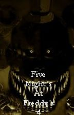 Five Nights At Freddy's 4 by F_Activity