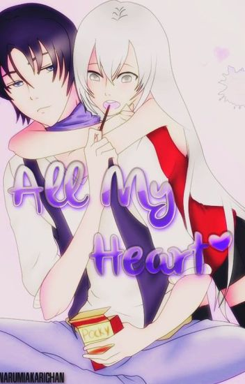All my heart  (Sucrette x Armin) 1T