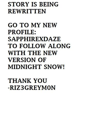 Midnight Snow (GirlxGirl) [Lesbian Story] {Discontinued}