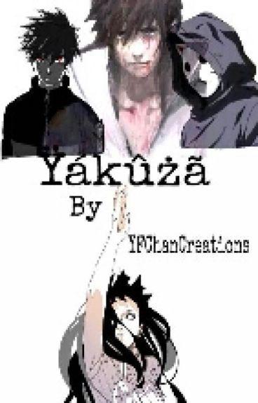 Yakuza (Naruto Yaoi Fic: M!Reader Insert)