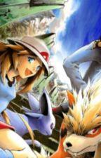 una historia oc de pokemon by LuisHistory17