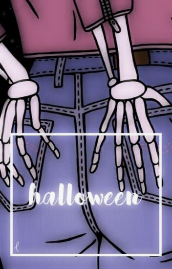 halloween 🖤 larry