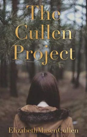 The Cullen Project by ElizabethMasenCullen