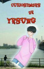 Curiosidades de Yesung by PepitaTellez