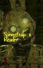 Springtrap x Reader! by Ava30535
