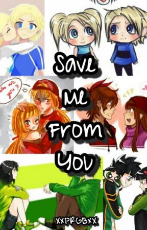 Save Me From You by XxPRGBxX