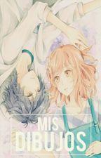 Mis Dibujos  :3 by Hazaki-chan