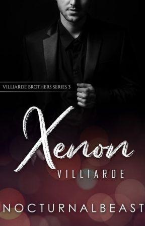 Villiarde Brothers Series #3: Xenon Villiarde by NOCTURNALBEAST