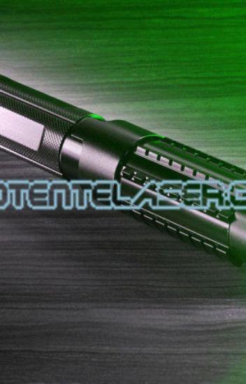 Alto Rendimiento Laser Verde 10000mw