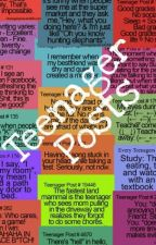 Teenager Posts by NotAfraidToFly