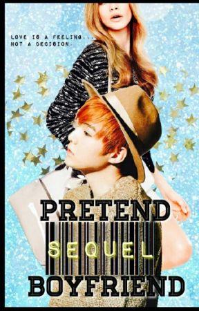 Pretend Boyfriend Sequel (Suga) by Koneko_Senpaixx