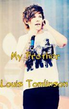 Мой брат Луи Томлинсон by Darina_Irwin