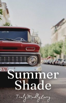 Summer Shade (Larry Stylinson) [BOOK 2] ✔