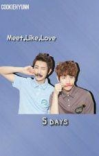 [Chanbaek] 5 Days by cookiehyunn