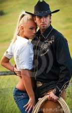 The Cowboys pregnant fiance by LorraMead1