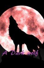 A Dark Wolf by katmeako
