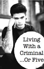 Living With a Criminal...Or Five by Floating-On-Freedom
