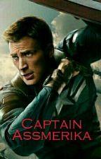 Captain Assmerika by Adamtola