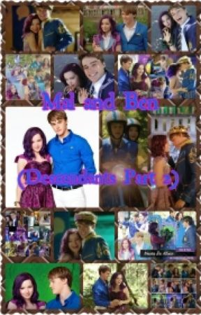 Mal And Ben (Descendants Part 2) - Chapter 21 (January 16