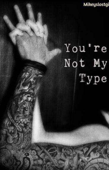 You're Not My Type // Punk Luke Hemmings