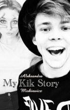 ✉ My Kik Story | A.I. ✉ by xAlexxyx