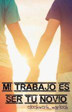 Mi Trabajo Es Ser Tu Novio (Adaptada) Malec by EmaDelHunt