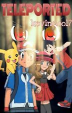 TELEPORTED (amourshipping) by kevincool7