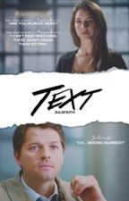 Text ✦ Castiel [1] [ON HOLD] by winchestcrs