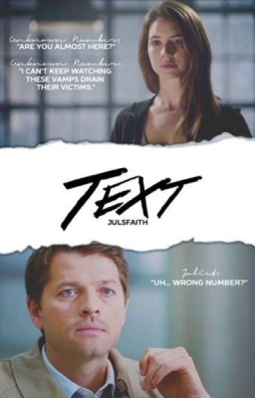 Text ✦ Castiel [1] [ON HOLD]