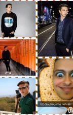YouTuber MenT ( 50 Odstínu MenTa )  by Naty0321