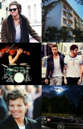 Moonlight Drive || Larry Stylinson