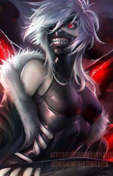Tokyo Ghoul, una historia diferente (Kaneki y Tu)