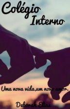 Colégio Interno by DeborahElias_