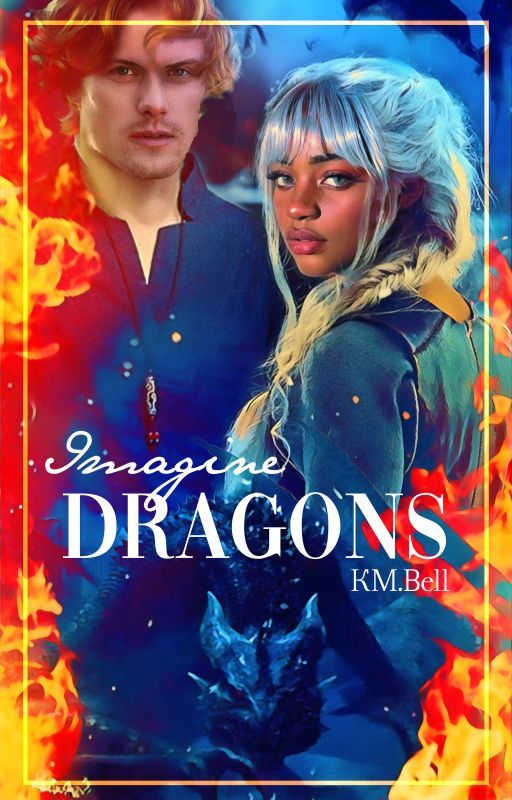 Imagine Dragons {Charlie Weasley} by kmbell92