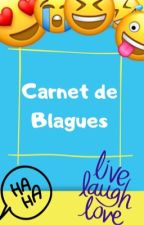 Carnet de blagues by KiPick