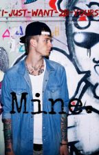 mine. // mgk by i-just-want-2b-yours