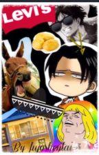 Haz visto demasiado shingeki no kyojin cuando.... by RaspberryLove25