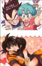 Siempre te amaré (Goku y Milk,Bulma y Vegeta) by Videl_Satan12