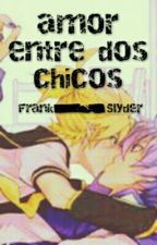 amor entre dos chicos (kaitoxLen) by Frank_Slyder