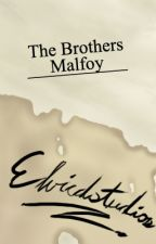 The Brothers Malfoy by elvicdstudios