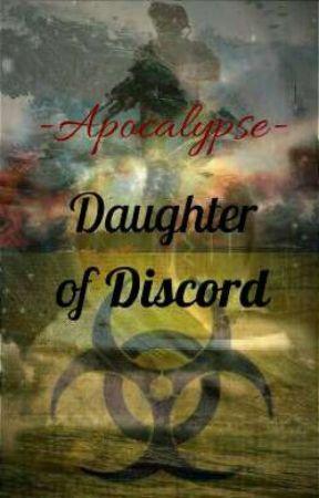 Hija de la Discordia by K_Ariadna