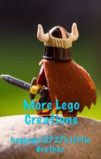 More Lego creations by happygirl2727